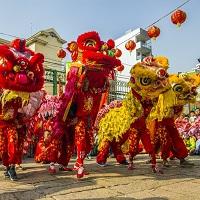 東南アジアで出会う、色彩豊かな旧正月の祝宴