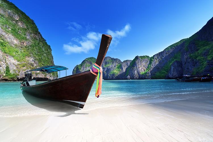 やすらぎの時を楽しむ、東南アジア離島主義