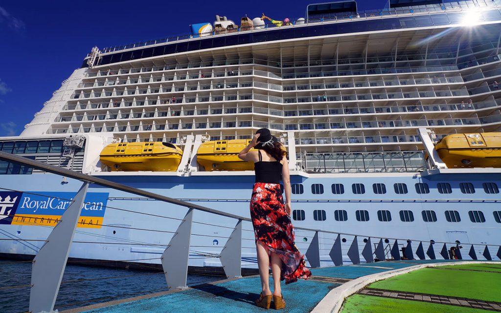 クルーズ旅行を楽しむために、船酔い対策のヒントをご紹介