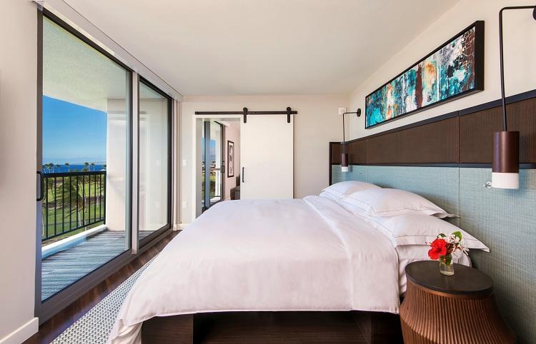 ベッドルームのイメージ © 2018 Hilton Grand Vacations Inc.