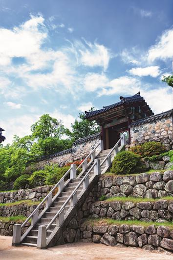 韓国、慶州、仏国寺