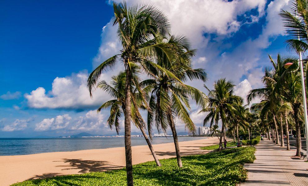 東洋のハワイ、海南島へ