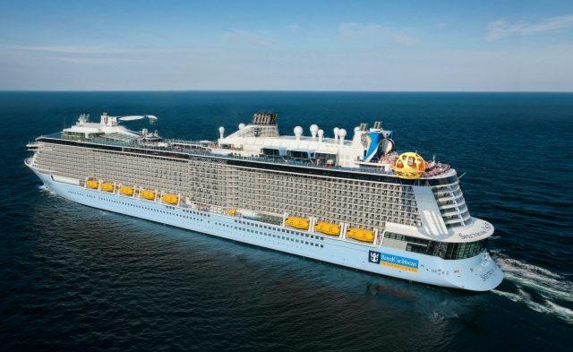 新造船「スペクトラム・オブ・ザ・シーズ」が2019年就航!