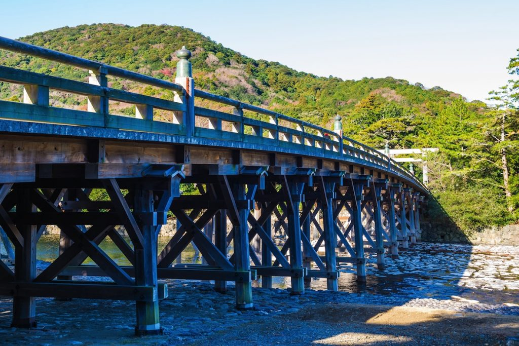 日本人の心の故郷、三重・伊勢神宮