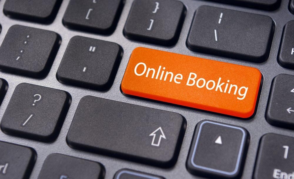 オンラインなら、予約がスピーディで便利に行えます