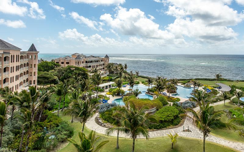 カリブ海で初のクラブリゾートが誕生