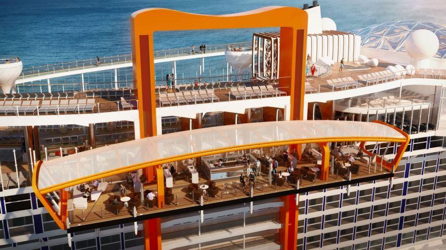 優雅な船旅を約束する多彩なアトラクション&アメニティ