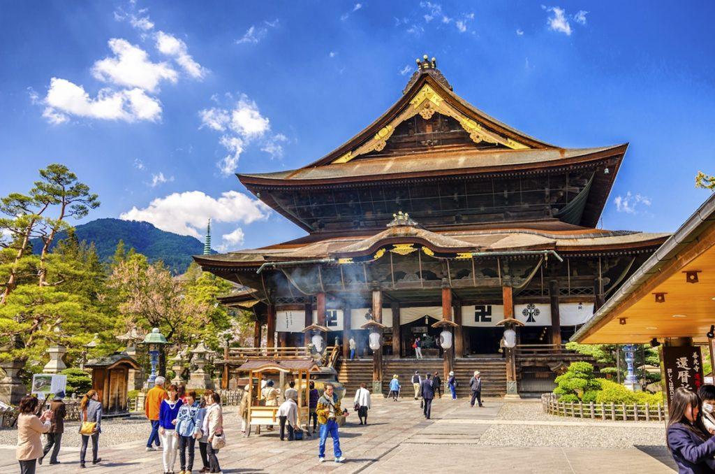 長野市観光