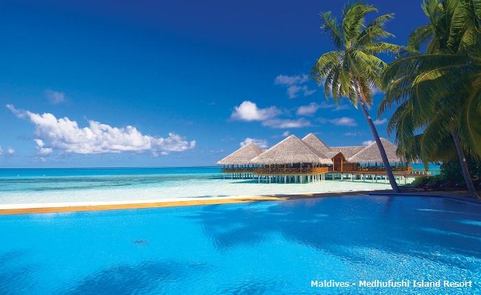 Maldives - Medhufushi Island Resort