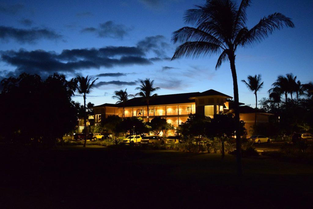 記念すべきハワイ島初滞在はキングス・ランドに
