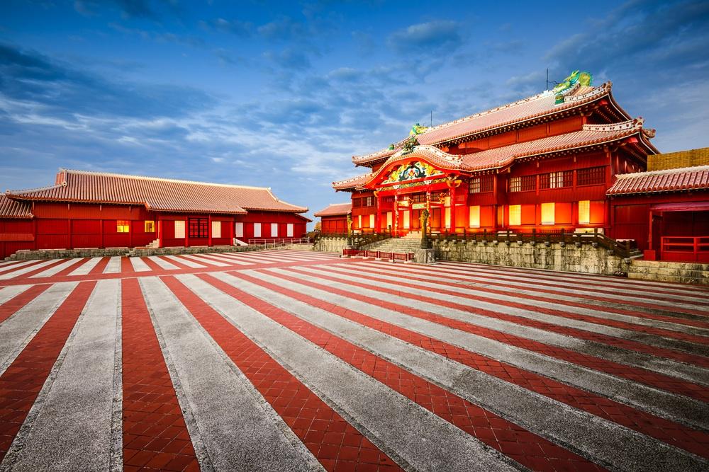 沖縄に「那覇首里城バケーション・ギャラリー」がオープン