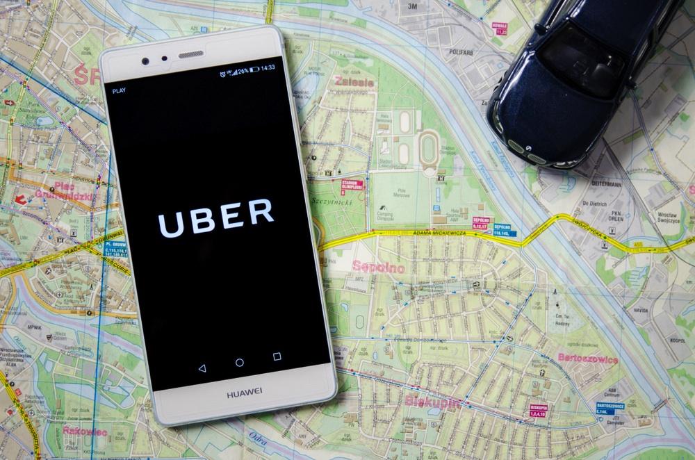 海外でポピュラーな「Uber(ウーバー)」にトライ!