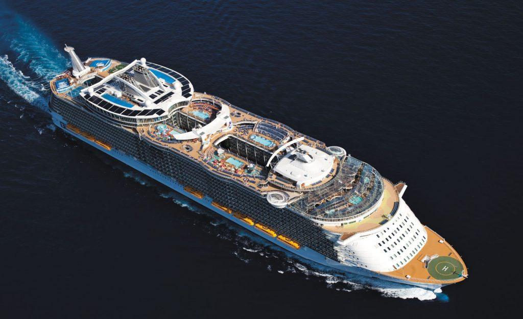 世界最大級の客船でゆく、スペイン、フランス、イタリアを周遊する西地中海クルーズへ