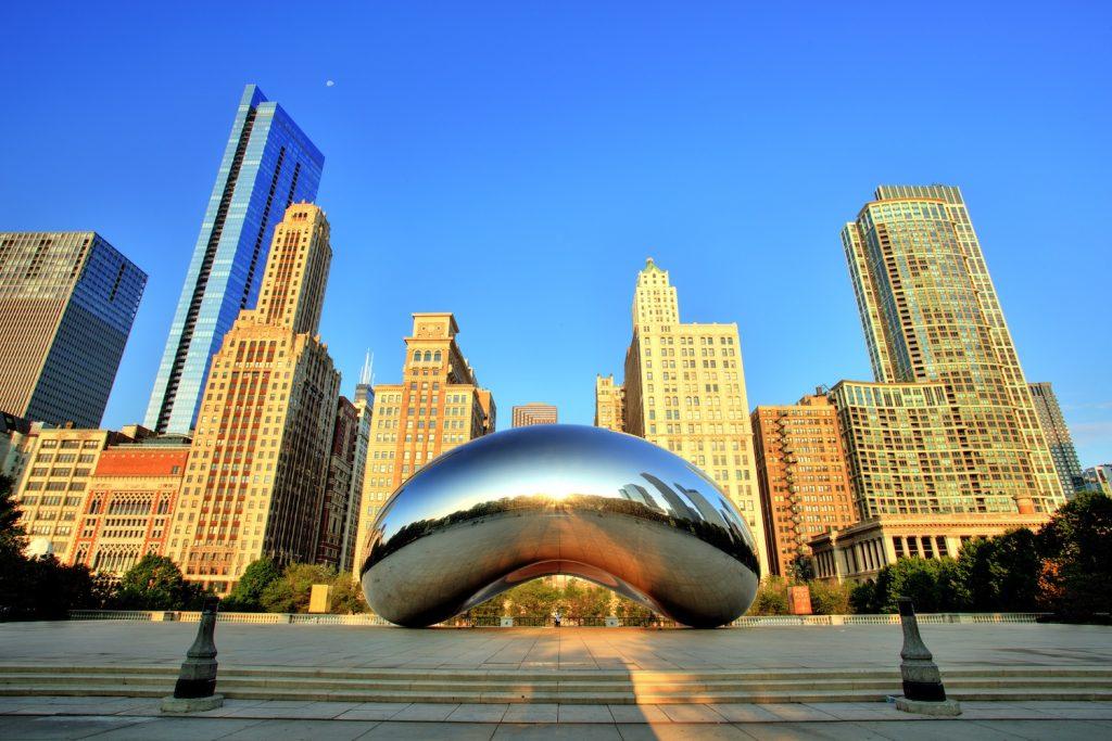 シカゴへようこそ