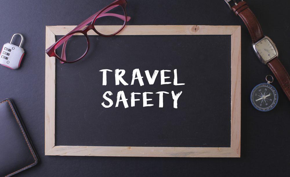 安全なバケーションを過ごすには、事前準備が大切です