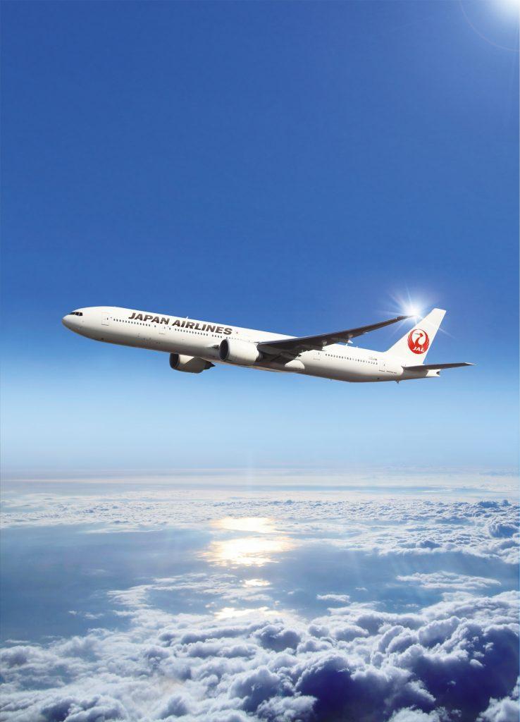 日本航空の成田-シカゴ線が、ただいま週14便に増便中