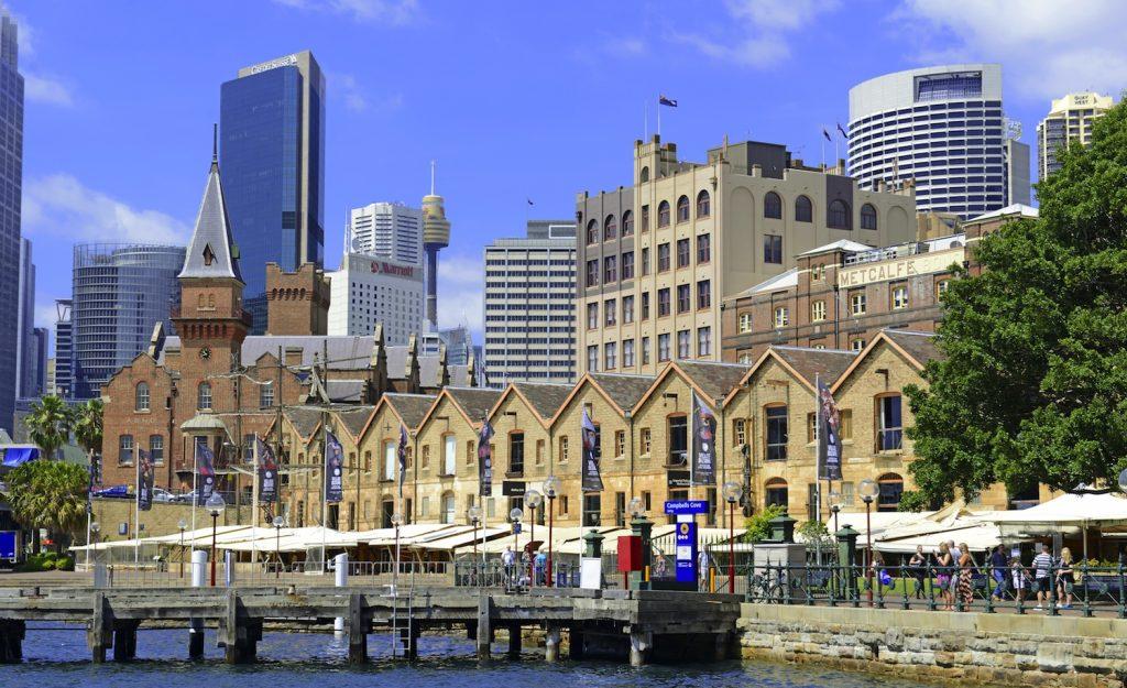 さわやかな季節を迎えたシドニー観光もどうぞ