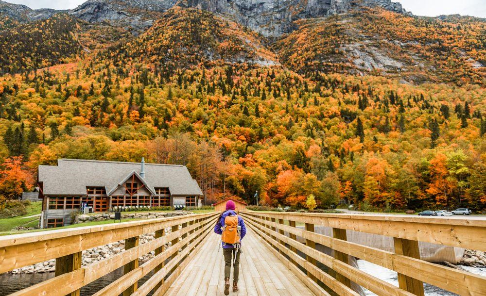 カナダ、紅葉とナイアガラをめぐる秋の旅