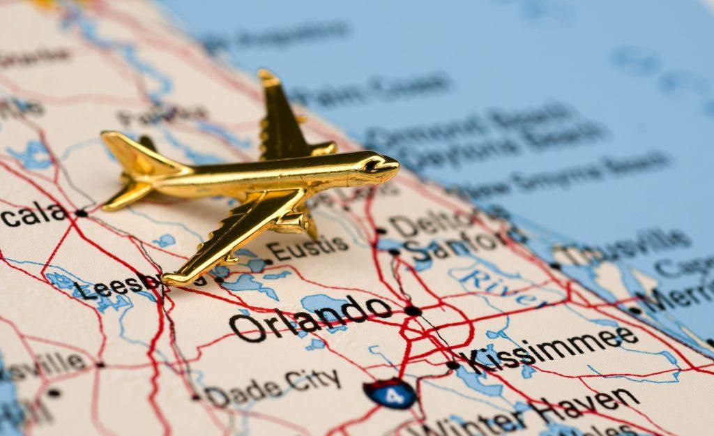 オーランドへの旅は「シカゴ経由」がおすすめです