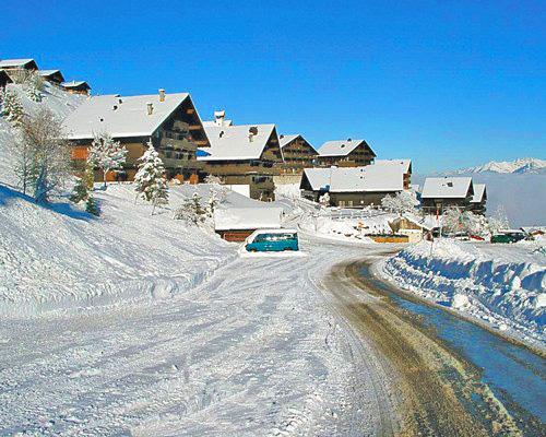 スキーも楽しめる宿泊地