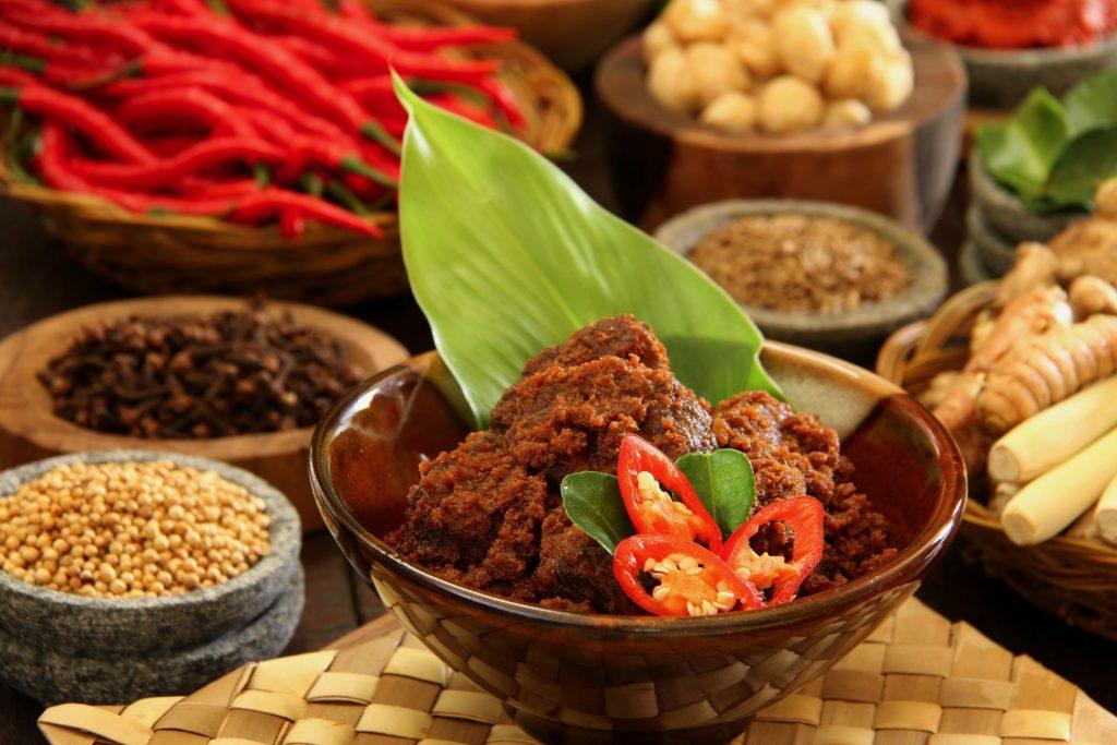 インドネシアの名物料理