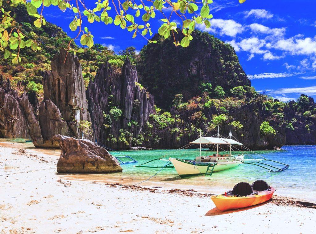 フィリピン、パラワン島