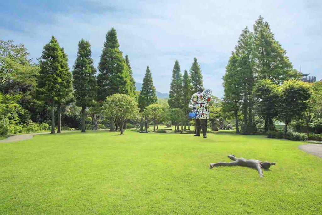 箱根明神平の散策スポット