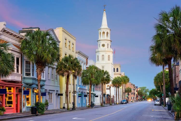 サウスカロライナ州5番目のHGVリゾートがチャールストンに
