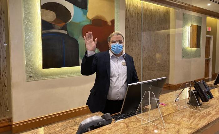HGVリゾートは準備を整えて営業を再開しています!