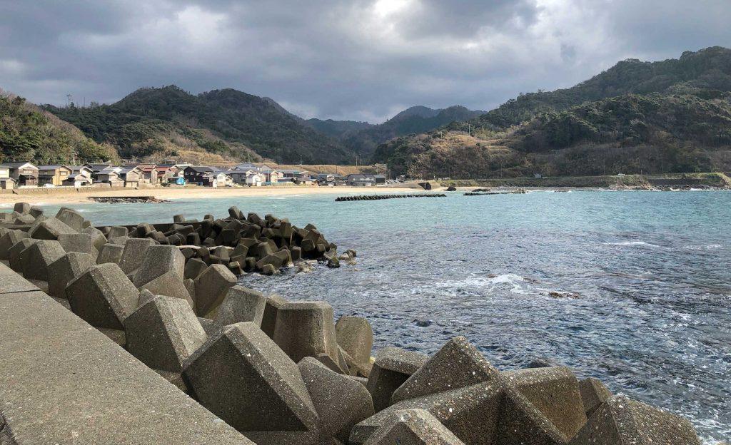 竹野浜海水浴場(兵庫県)