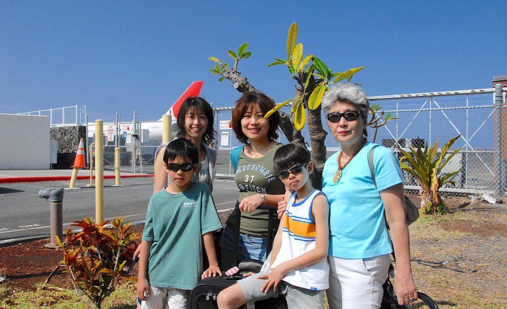 バケーションは、家族との絆を再確認できる貴重な機会