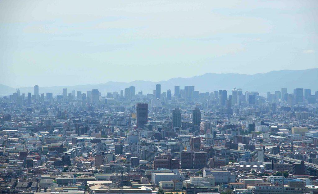 知る人ぞ知る、大阪の景勝地へ