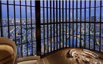 ご宿泊は、ダイレクトステイプログラムで「コンラッド大阪」「ヒルトン大阪」へ
