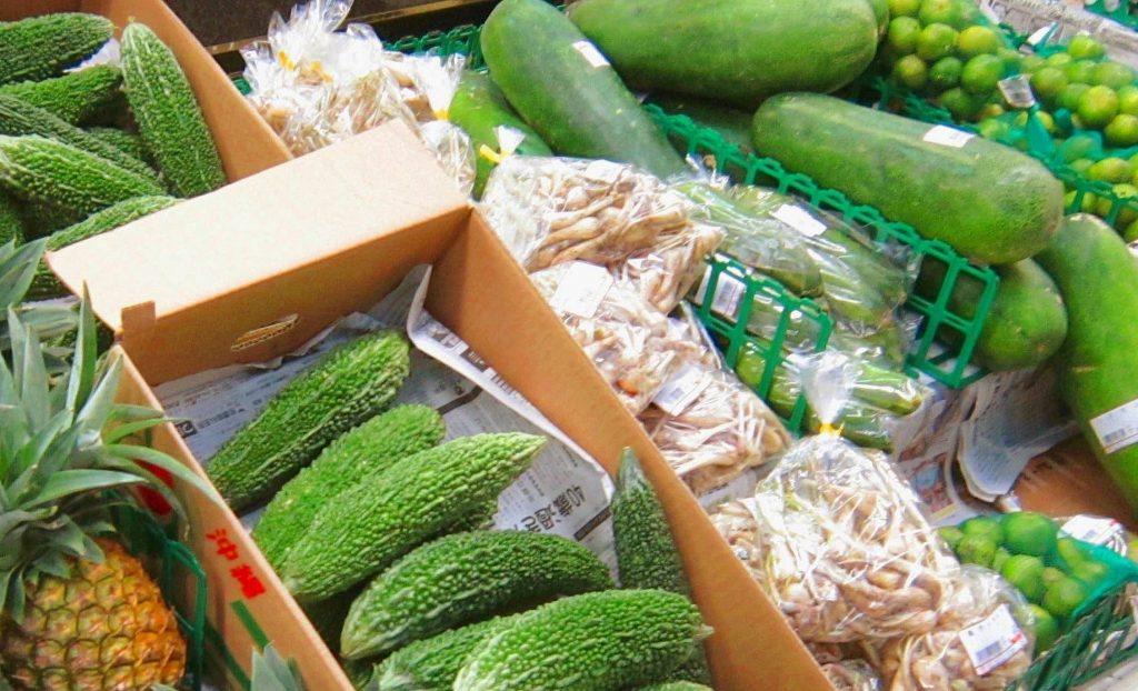 太陽の恵みに満ちた、沖縄の「島野菜」