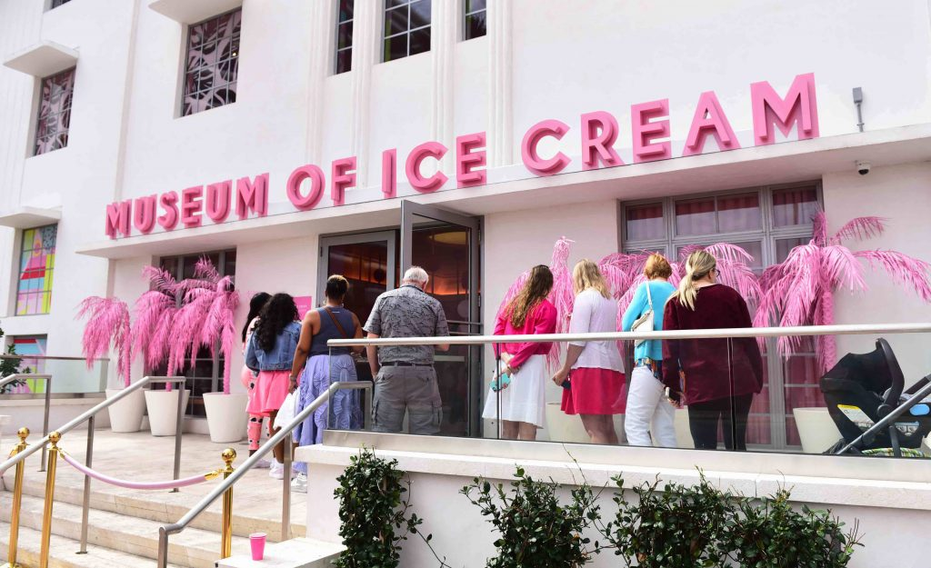 甘党必見! アイスクリームの博物館へ(ニューヨーク)